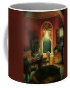 A Study In Scarlet Coffee Mug