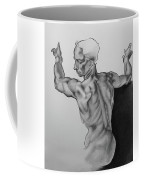 A Study Of Michelangelo Work Coffee Mug