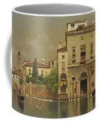 A Sultry Day In Venice Coffee Mug
