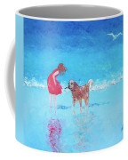 A Summer Breeze Coffee Mug