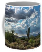A Summer Day In The Sonoran  Coffee Mug