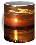 A Summer Days End Coffee Mug