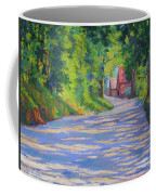 A Summer Road Coffee Mug