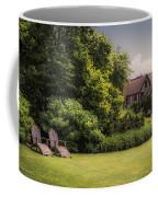 A Summer Sitting Place Coffee Mug