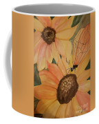 A Sunflower Surprise Coffee Mug
