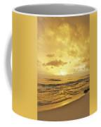 A Sunrise Over Oahu Hawaii Coffee Mug