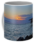 A Sunset On Berkeley Coffee Mug