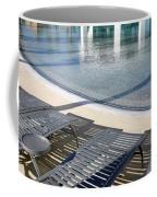 A Swimming Pool Coffee Mug