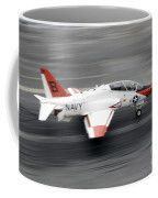 A T-45c Goshawk Training Aircraft Makes Coffee Mug