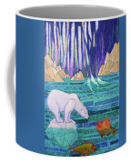 A Tale Of Light And Ice Coffee Mug