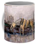 A Thirsty Horse 1 Coffee Mug