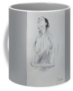 A Thought That Rises Coffee Mug