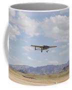 A Tiger Shark Unmanned Aerial Vehicle Coffee Mug