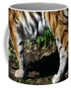 A Tigers Stride Coffee Mug