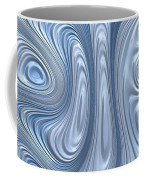 A Touch Of Blue Coffee Mug