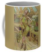 A Touch Of Daisy Coffee Mug