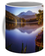 A Touch Of Gold Coffee Mug