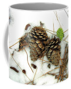 A Touch Of Moss Coffee Mug
