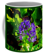 A Touch Of Violet Coffee Mug