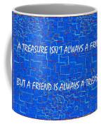 A Treasure Coffee Mug