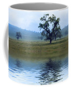 A Trees  Reflection Coffee Mug