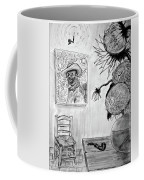 A Tribute To Vincent Coffee Mug
