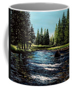 A Trip To The Mountains Coffee Mug