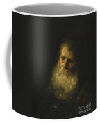 A Tronie The Head And Shoulders Of An Old Bearded Man Coffee Mug