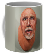 A Trophied Artist Coffee Mug by James W Johnson