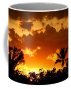 A Tropical Sunset Coffee Mug