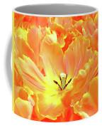 A Tulip Fully Open Coffee Mug