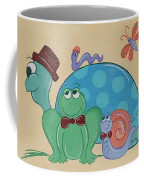 A Turtles Friends Coffee Mug