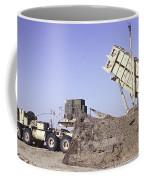 A U.s. Army Patriot Surface-to-air M901 Coffee Mug