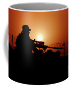 A U.s. Special Forces Soldier Armed Coffee Mug