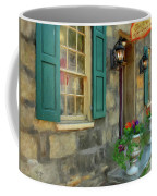 A Victorian Tea Room Coffee Mug