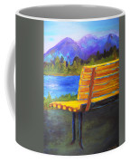 A View For Two Coffee Mug
