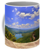 A View From Table Rock South Carolina Coffee Mug