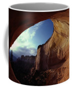 A View From The Mouth Of A Cave Of Echo Coffee Mug