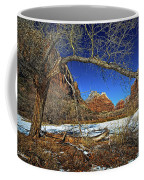 A View In Zion Coffee Mug