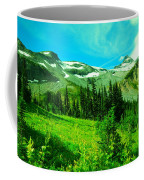 A View Into Paradise Coffee Mug