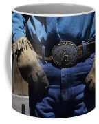 A View Of A Cowboys Prized Possesion Coffee Mug by Taylor S. Kennedy