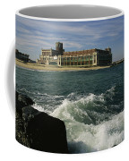 A View Of The Seaside Convention Center Coffee Mug by Ira Block