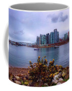A View Of Vancouver Coffee Mug