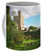 A View Of Windsor Castle Coffee Mug by Joe Winkler