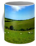 A View Over Exmoor 2 Coffee Mug