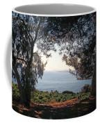 A View To The Sea Coffee Mug