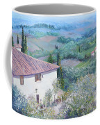 A Villa In Tuscany Coffee Mug