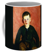 A Village Boy Coffee Mug