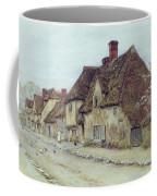 A Village Street Kent Coffee Mug