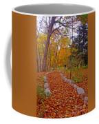 A Walk Along Natures Path Coffee Mug